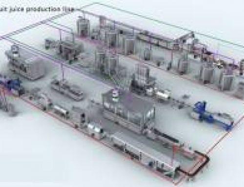 Tư vấn thiết kế lắp đặt dây chuyền sản xuất thực phẩm