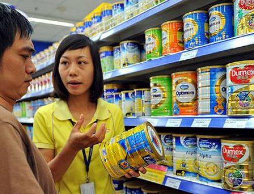 Công bố tiêu chuẩn chất lượng sản phẩm sữa nhập khẩu