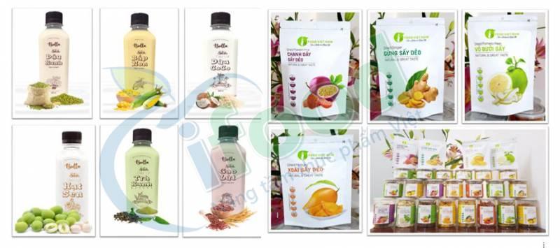 Chuyển Giao Công Nghệ Sản Xuất trái cây sấy