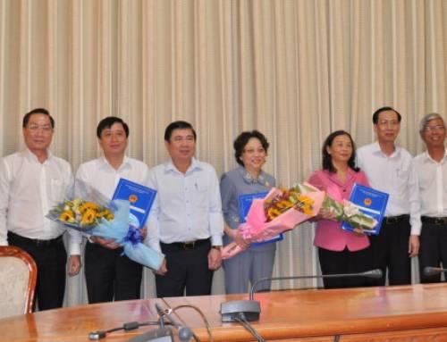 Ban Quản lý An toàn thực phẩm Hồ Chí Minh