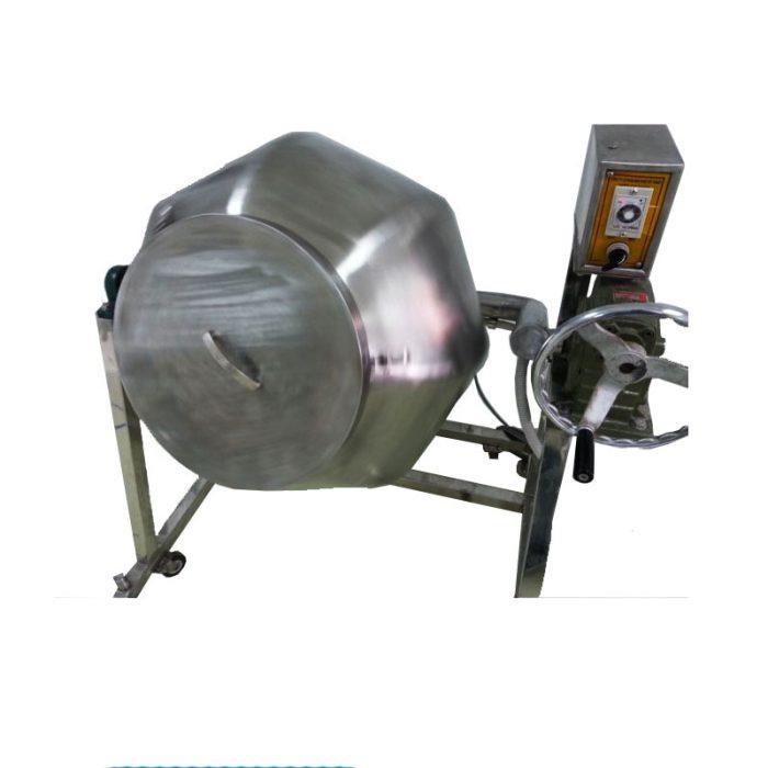Bồn trộn nguyên liệu (sữa bột)