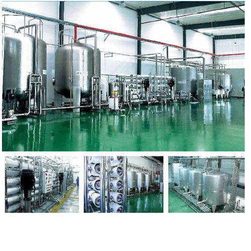 Hệ thống xử lý nước – Water Treatment
