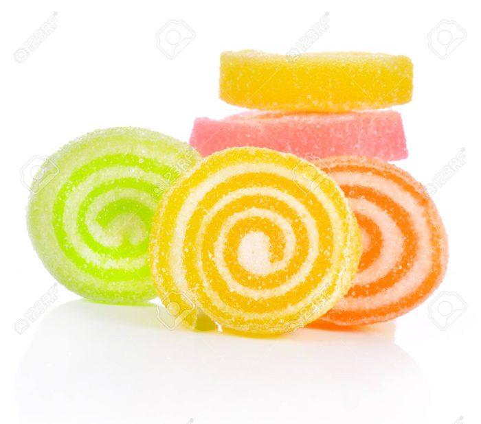 công nghệ sản xuất kẹo cuộn đường pectin trái cây