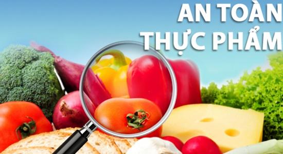 an toàn thực phẩm là gì