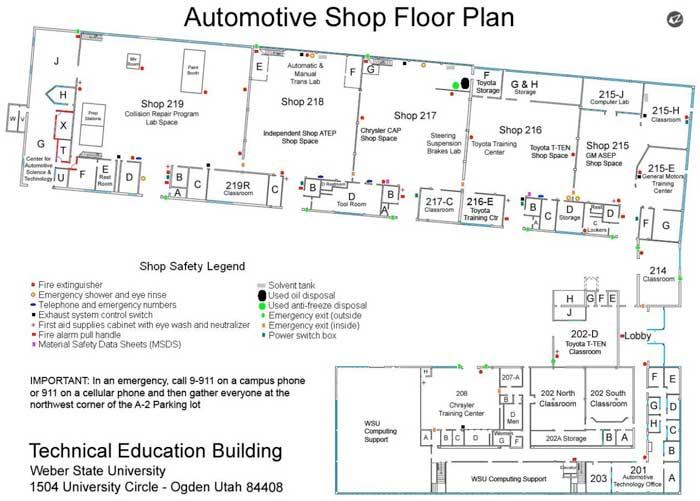 Bố trí 1 khu vực sản xuất ô tô