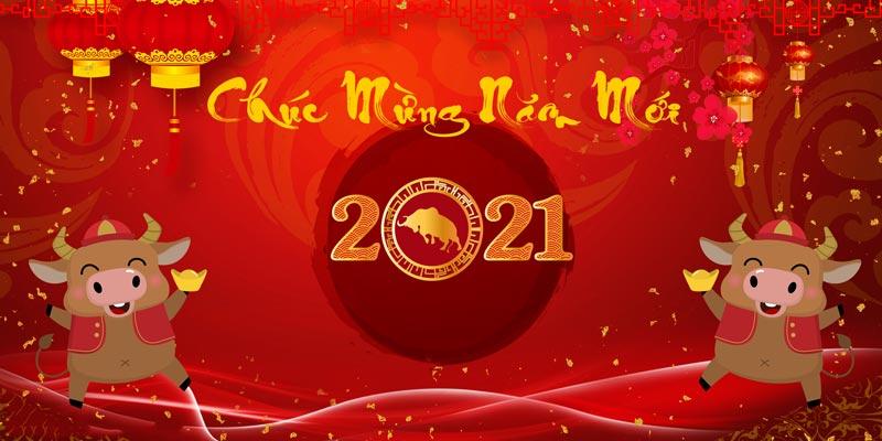 chúc mừng năm mới tân sửu 2021
